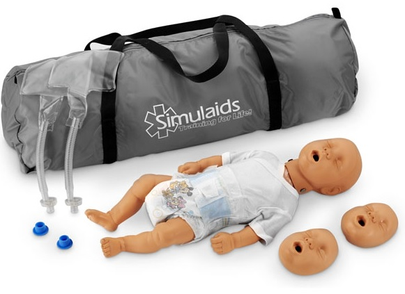 SB29925U   Kim Infant CPR Manikin   Light