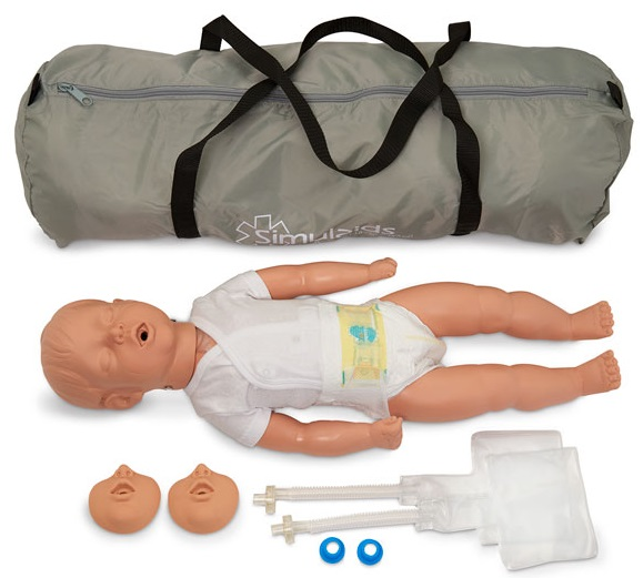 SB29928U   Kevin Infant CPR Manikin   Light